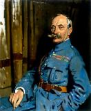 Sir William Orpen - Ferdinand Foch / after painting by Orpen
