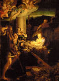 Correggio - The Holy Night