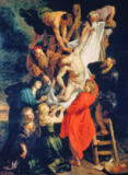 Peter Paul Rubens - The Deposition from the Cross, 1612