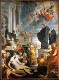 Peter Paul Rubens - The Miracle of St Francis Xaver II
