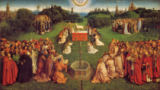 Hubert & Jan van Eyck - Adoration of the Lamb