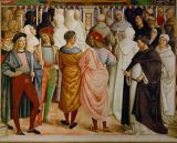 Bernardino Pinturicchio - The Canonisation of St. Catherine of Siena