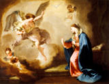 Giovanni Battista Pittoni - Annunciation to Mary