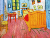 Vincent van Gogh - Van Gogh's bedroom in Arles