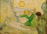 Vincent van Gogh - The Raising of Lazarus
