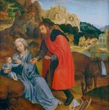 Quentin Massys - Massys / Rest on the Flight into Egypt