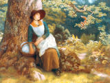 Arthur Hughes - Afternoon Sleep