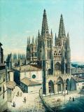 Josef Langl - Cathedrale of Burgos