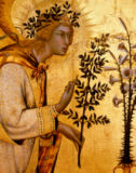 Simone Martini - The Annunciation to Mary
