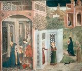 15. Jahrhundert - The Second Annunciation of Mary