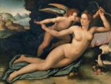 Alessandro Allori - Venus and Cupid