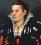 Giovanni Battista Moroni - Portrait of a lady