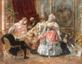 Eduardo León Garrido - Dressing for the Ball