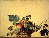 Michelangelo Merisi da Caravaggio - The Fruit Basket