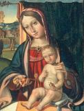 16. Jahrhundert - Mary with the Child