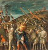 Andrea Mantegna - After Mantegna, Triumph of Caesar,spoils