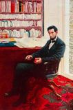 Howard Pyle - Abraham Lincoln, 16th President USA (180