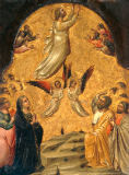 Ridolfo di Arpo Guariento - Ascension of Christ