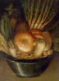 Giuseppe Arcimboldo - G. Arcimboldo, The Vegetable Gardener
