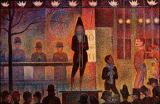 Georges Pierre Seurat - Circus parade