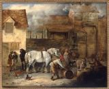 Edmund Bristow - Mr. Isherwood's Brewery at Datchet