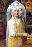Viktor Michailowitsch Wasnezow - Young Russian Bride