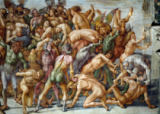 Luca Signorelli - The Damned
