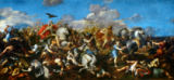 Pietro Da Cortona - The battle of Alexander the Great against King Darius
