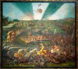 Albrecht Altdorfer - Charlemagne's victory over the Huns