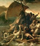 Théodore Géricault - The Raft of the 'Medusa'. Painting after