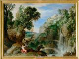 Paul Brill - Paul Bril and P.P.Rubens: Landscape with