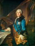 Louis M. Tocqué - Portrait du Marquis de Marigny,brother o