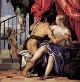 Paolo Veronese - Mars and Venus