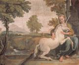Domenichino - The Maiden and the Unicorn