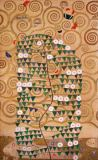 Gustav Klimt - Stoclet frieze / Tree of Life