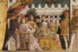 Andrea Mantegna - Ludovico III Gonzaga with family and court