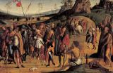 Lorenzo Costa - Adoration of the Kings