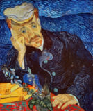 Vincent van Gogh - Portrait of Dr. Paul Gachet