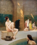 Jean-Leon Gerome - Maurisches Bad