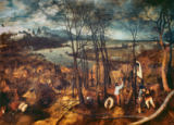 Pieter Brueghel der Ältere - The Dark Day