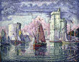 Paul Signac - Port of La Rochelle