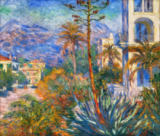 Claude Monet - Les Villas de Bordighera