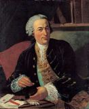 Gaspare Traversi - Portrait of a gentleman with a snuffbox