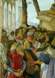 Sandro Botticelli - The Adoration of the Kings