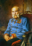 AKG Anonymous - Portrait Franz Joseph I