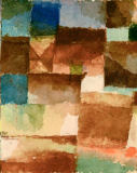 Paul Klee - In the Desert