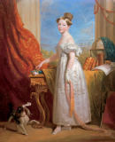 Sir George Hayter - Portrait of Princess Victoria
