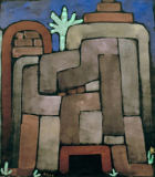 Paul Klee - Ilfenburg