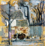 Pierre Bonnard - Corner of Paris