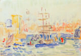 Paul Signac - Marseille